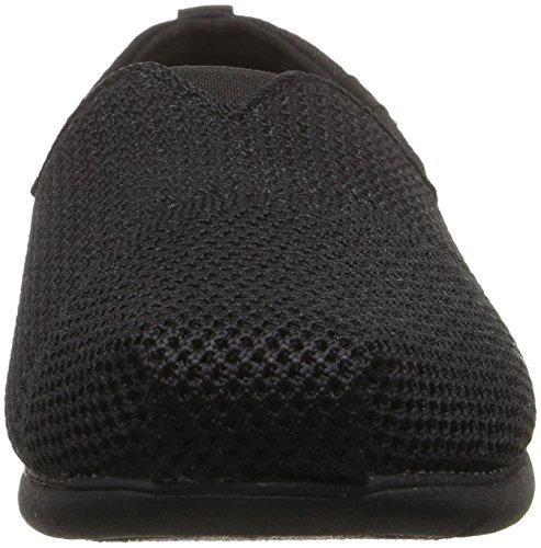 Skechers Bob Signora Pantofola Peluche Lite Nero