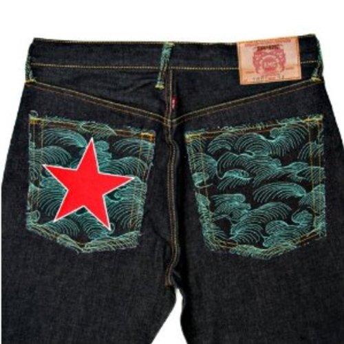 RMC Martin ksohoh rot Star Jeans redm0016
