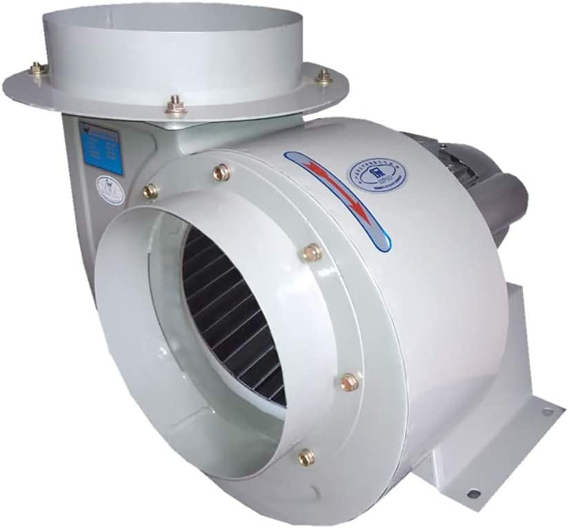 SILOLA Ventilador centrífugo Luz Campana extractora de Cocina Conducto Extracción Ventilación Ventilador Industrial Ventilador doméstico 220V: Amazon.es: Deportes y aire libre