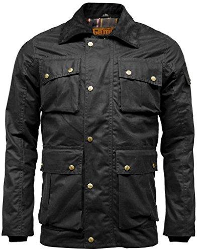 Utilitas Waxed Cotton Multipocket Jacket