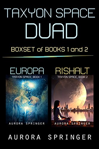 Taxyon Space Duad: Box set of Books 1 and 2