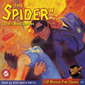 Spider #4 January 1934: The Spider | Grants Stockbridge,  RadioArchives.com