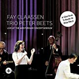 Live at the Amsterdam Concertgebouw by Fay Claassen (2016-05-04)