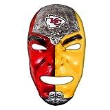 Franklin Sports Kansas City Chiefs NFL Fan Face
