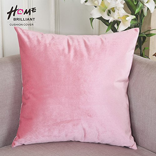 Velvet Deluxe Square Decorative Pillow