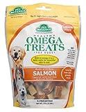 Cardinal Laboratories Pet Botanics Healthy Omega Treats, Salmon 6 Ounces, My Pet Supplies