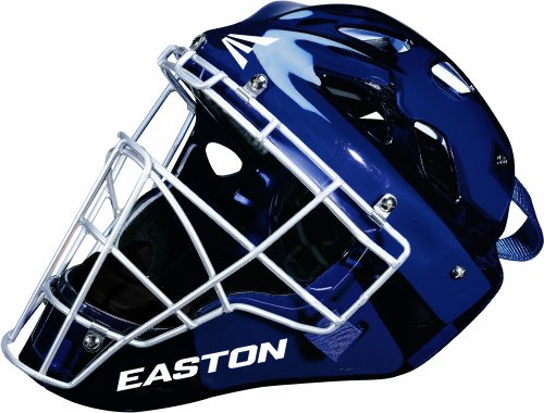Easton Stealth Speed Elite Catchers Helmet (Large, Navy) by Easton