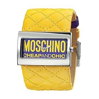 MOSCHINO Uhr MW0015 - senffarben