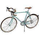 Retrospec Bicycles Kinney - Bicicleta híbrida de 14 velocidades