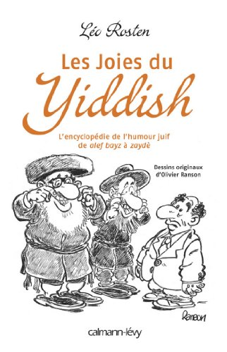 Amazon Com Les Joies Du Yiddish L Encyclopedie De L Humour