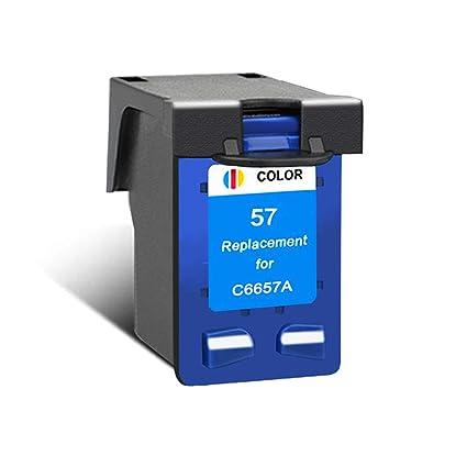 Caidi HP 56XL 57XL - Cartuchos de Tinta para HP Deskjet 9680gp ...