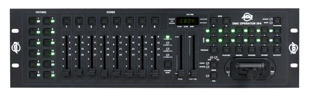 ADJ Products DMX OPERATOR-384 384 CHAL, 19'' DMX CNTL