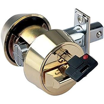 Mul T Lock Cronus High Security Grade 2 Double Cylinder Dead Bolt