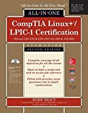 img - for By Robb Tracy - CompTIA Linux+/LPIC-1 Certification All-in-One Exam Guide, Second (2nd Edition) (2015-07-08) [CD-ROM] book / textbook / text book