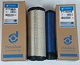 Donaldson P775631 - P775298 Air Filter Set (Bad Boy 063-2050-00 / 063-2060-00)