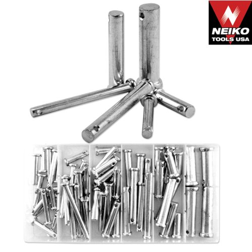 Neiko Pieces Clevis Pin Assortment