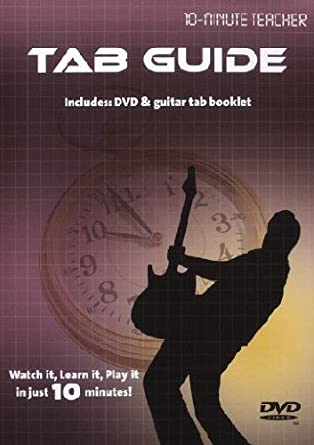 10-Minute Teacher: Tab Guide [Reino Unido] [DVD]: Amazon.es: 10 ...