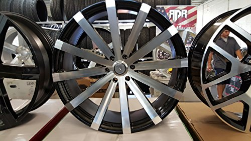 24 inch rims package - 1