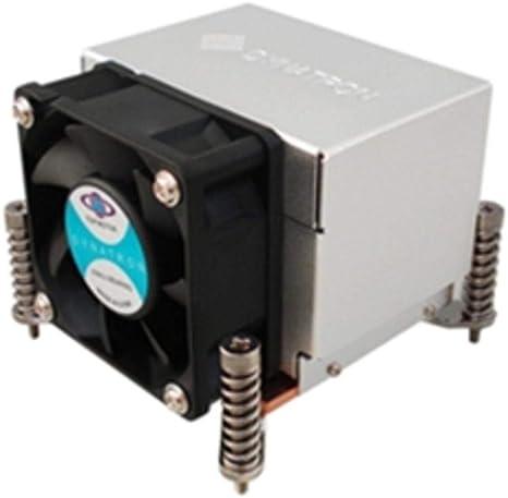 Dynatron K666 Procesador Enfriador - Ventilador de PC (Procesador ...
