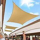 Royal Shade 17' x 18' Sand Beige Custom Size Order