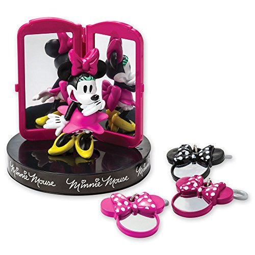 DecoPac Disney Minnie Mouse Bags, Bows & Shoes Signature Cake DecoSet Cake - Down Ears Figurine