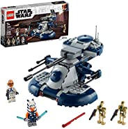LEGO Star Wars: The Clone Wars Armored Assault Tank (AAT) 75283 Building Kit, Awesome Construction Toy for Kid