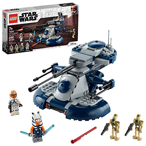 🥇 LEGO Star Wars: The Clone Wars Armored Assault Tank