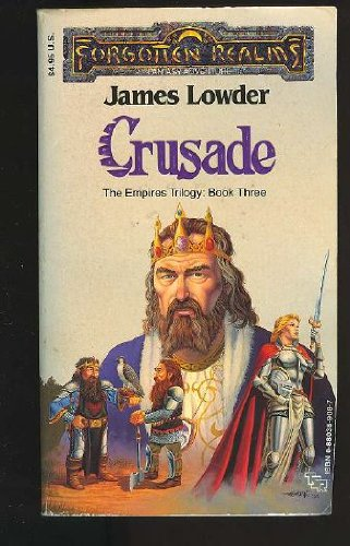 Crusade Forgotten Realms Empires Trilogy product image