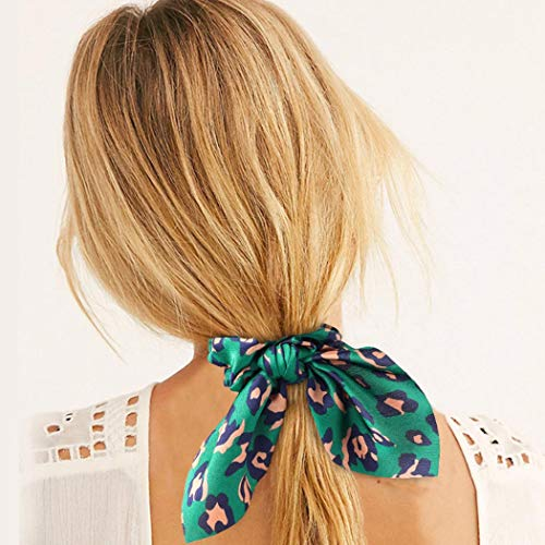 Color Head Band Golden Plated Button Scrunchie Bobble Hair Rope Ponytail Holder