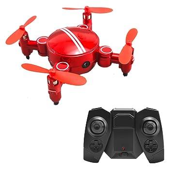 CAPTIANKN Mini Drone Quadcopter, Modo sin Cabeza Equipado con ...