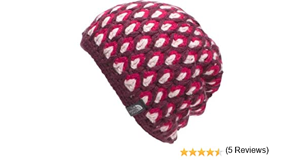 Amazon.com  The North Face Briar Beanie Deep Garnet Red One Size  Sports    Outdoors c016525e48b