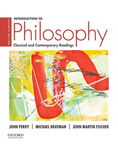 190200235 - Introduction to Philosophy: Classical and Contemporary Readings