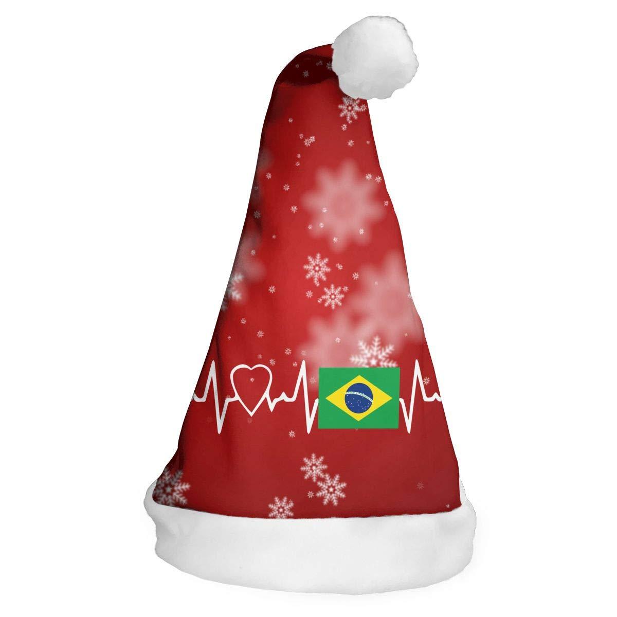 Brazil Christmas.Amazon Com I Love Brazil Christmas New Years Xmas Christmas