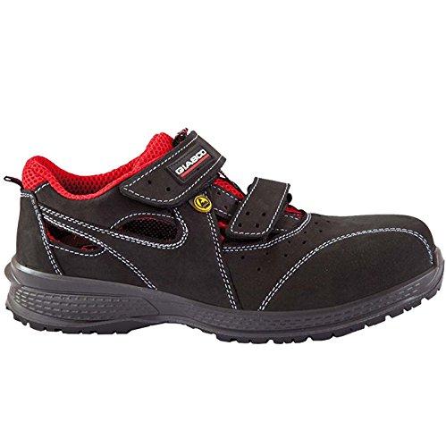 Giasco - Calzado de Protección para Hombre Negro Negro 41 EU 7rrw6QYH