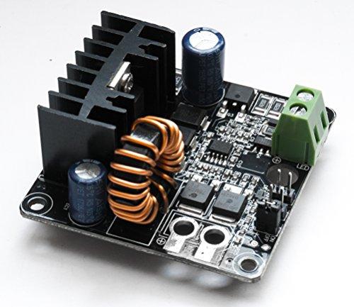 100W LED Driver - 12V-27V DC Input - 3500mA Output