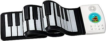 Pianos Teclados Instrumentos Musicales Portátiles Plegables ...