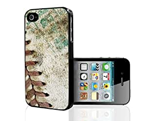 MLB Vintage Close up Baseball Hard Snap on Phone Case (iphone 6 4.7)