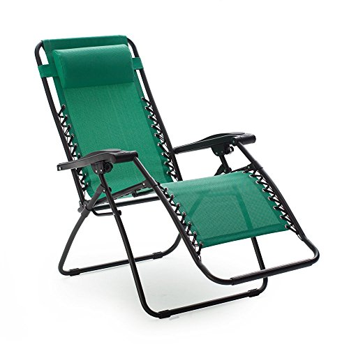 Caravan Canopy Sports Zero Gravity Chair - Emerald Green