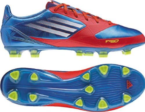 Adidas Heren F30 Trx Fg (blauw / Wht / Kern Energie 6,5 M)