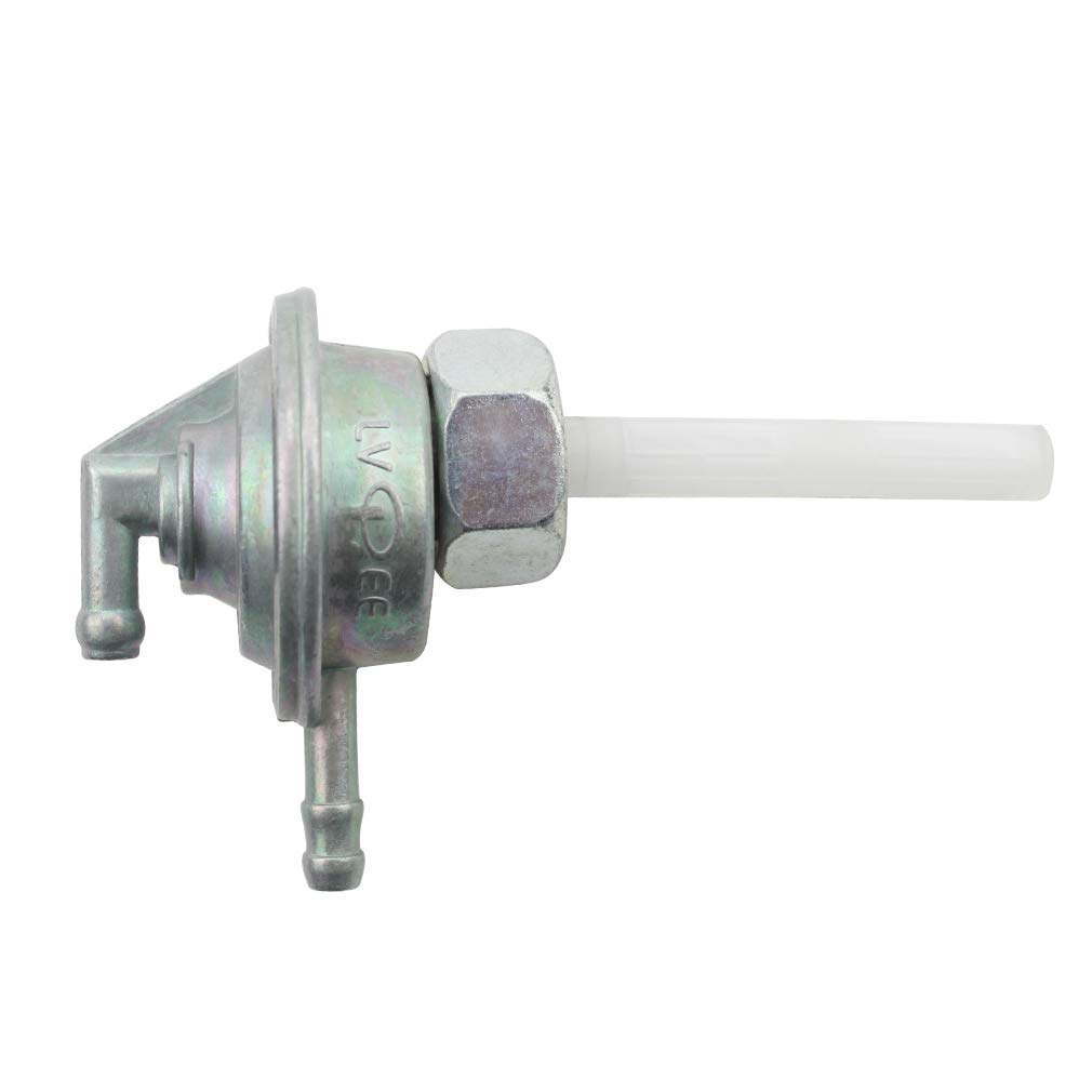 GOOFIT Fuel Pump Valve Petcock w/Filter Low-tension Switch for GY6 50cc 60cc 80cc 125cc 150cc ATV Go Kart Moped Scooter M088-009