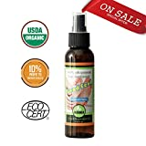 Freeshen: 100% All-Natural Foot Deodorant Spray, Deals with Bacteria and Odor on Foot and in Shoes, with Peppermint Fragrance