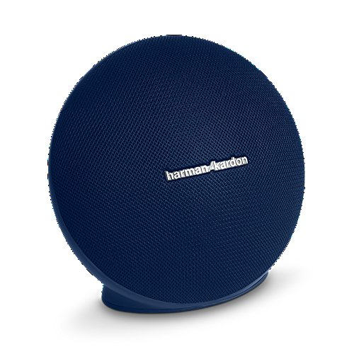 Harman/kardon - Onyx Mini Portable Wireless Speaker (Blue)