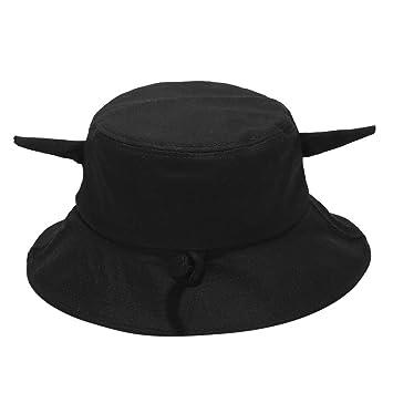 MINXINWY_ Gorras Sombrero de Sol para niños, Mujer Beisbol Gorra ...
