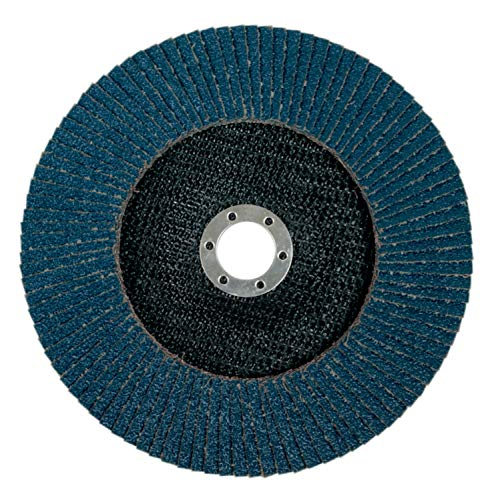 (3M 43279-case Standard Abrasives Zirconia GP Type 27 Flap Disc 645982, 7 in x 7/8 in 36, 10 Per Case Coating Cut Cutting Angle Flute (Pack of)