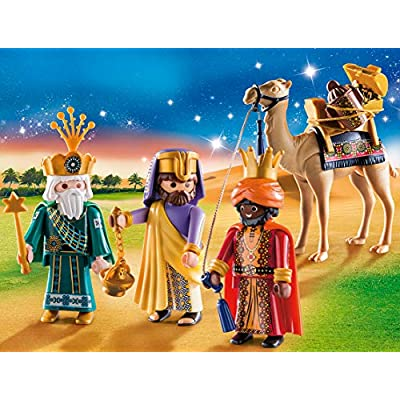 PLAYMOBIL Three Wise Kings: Toys & Games