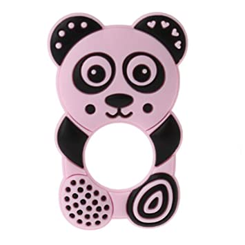 Toys & Hobbies Dolls & Stuffed Toys Shape Panda Fabric Squealing Sound Bar Baby Play Toys