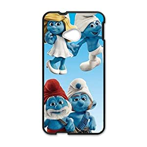 Charming The Smurfs Cell Phone Case for HTC One M7