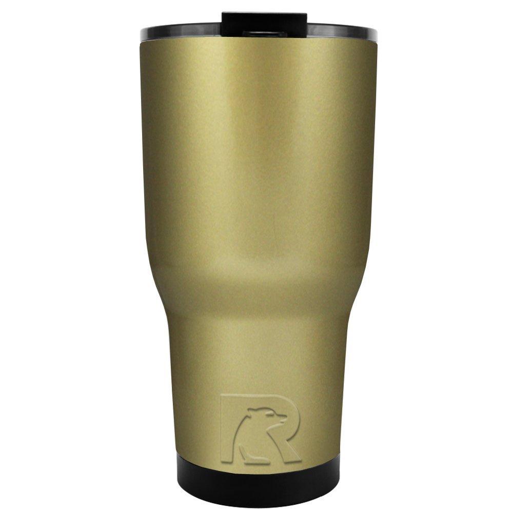 Rticステンレススチールタンブラーカップ 20oz-NEW RT20-2-tgd B078TM98HD 20oz-NEW|RTIC Gold RTIC Gold 20oz-NEW