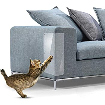 Amazon Com Cat Scratch Furniture 2pcs Clear Premium