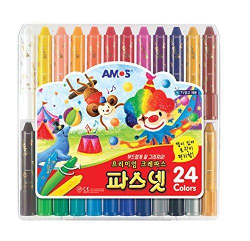Premium Non Toxic Crayons - 1